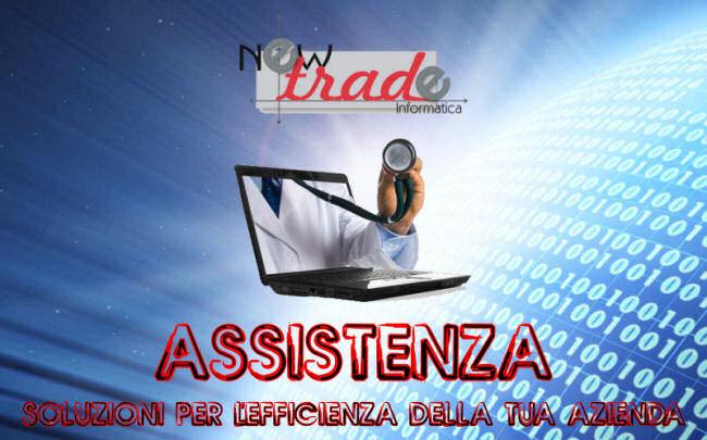 Presentazione dei servizi di assistenza tecnica informatica della New Trade snc
