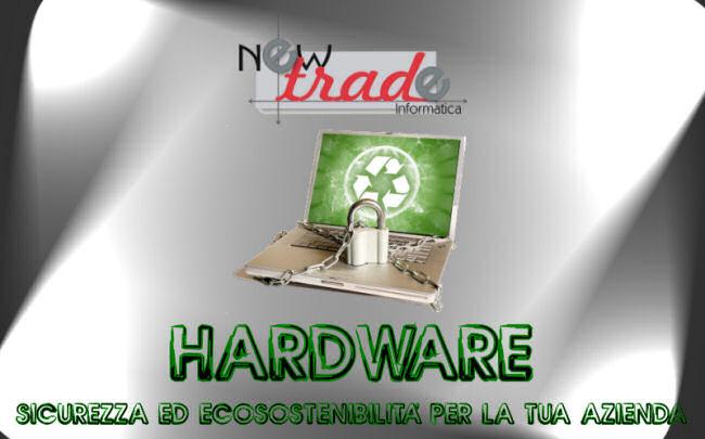 Presentazione dei prodotti hardware trattati della New Trade snc