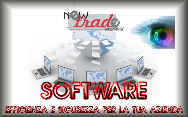 Presentazione dei software della New Trade snc